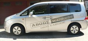 Abode Wardrobe Vehicle